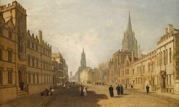 Turner's Oxford High Street