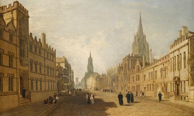 Turner's Oxford High Street