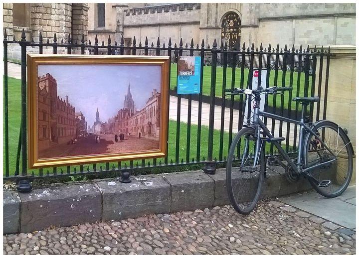 Turner's Highstreet Ashmolean