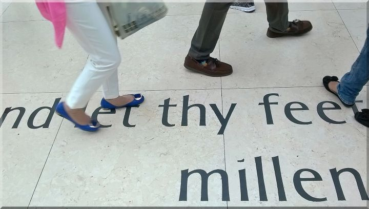 And let thy feet(2)